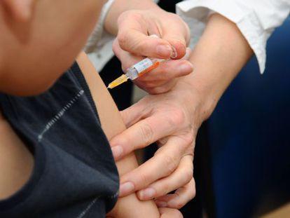 Para algunos progenitores, la vacunación es una cuestión de creencias.