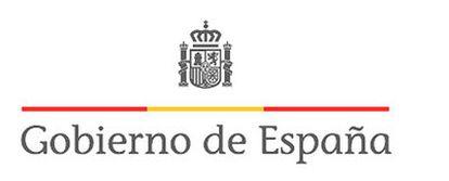 El logotipo para el Gobierno de España que ganó el concurso de ideas.