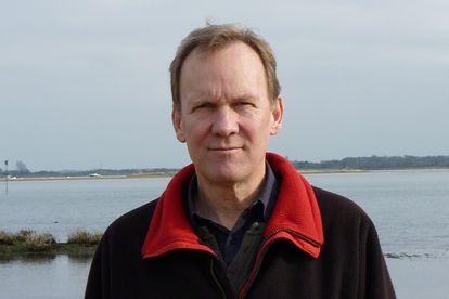 El autor David Barrie.