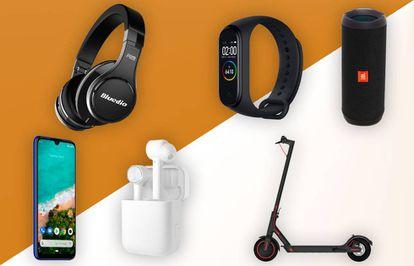 Encuentra móviles, auriculares, scooters y otros artículos tecnológicos en oferta por el 11.11.