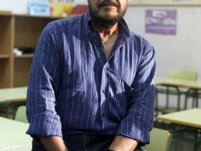 José Luis Díez, director del IES San Blas de Madrid.