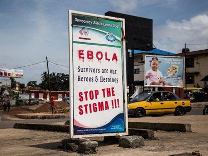 Un sueldo para los supervivientes del ébola