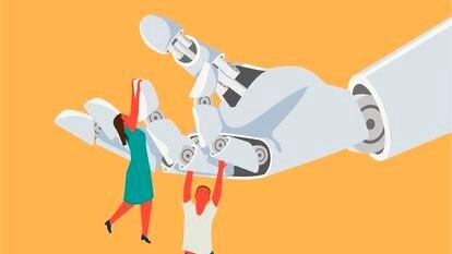 Robots y empleo en países emergentes