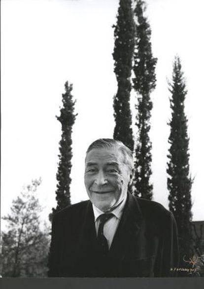 Les darreres descobertes sobre Josep Pla potser comportin revisar el seu perfil ideològic.