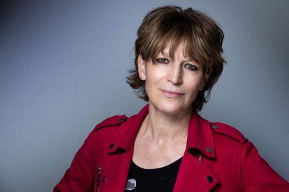 Agnès Callamard, nueva secretaria general de Amnistía Internacional, en su oficina en París, el pasado martes.
