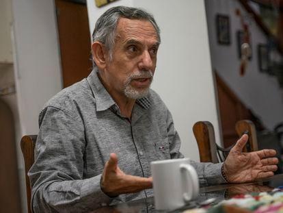 El ministro de Economía de Perú, Pedro Francke, el pasado 16 de junio.