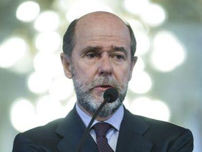 El exsecretario de Estado de Defensa Pedro Argüelles tiene activos por valor de 50 millones de euros