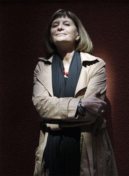 Alicia Giménez Bartlett detesta hablar de sí misma.