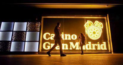 El Gran Casino Madrid-Colón, en el Paseo de Recoletos.