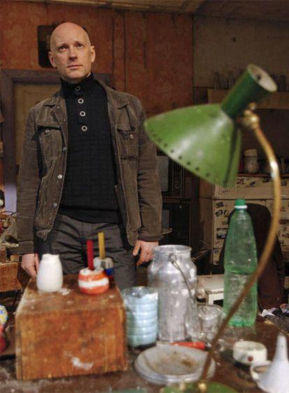 Alvis Hermanis, director de teatro.