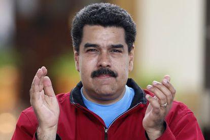 Maduro, a su llegada a Caracas tras su viaje por China y Ruisa