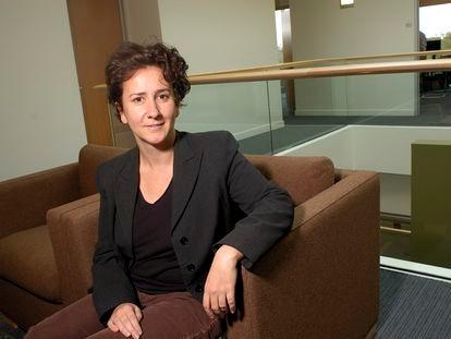Monika Piazzesi, profesora de economía en Standford, en una imagen de 2021.