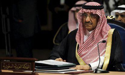 El nuevo príncipe heredero de Arabia Saudí, Mohamed bin Nayef.