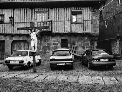 'La Alberca (Salamanca)', 1995.