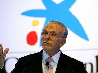 Isidre Faine, presidente de la Fundación La Ciaxa y Criteria.