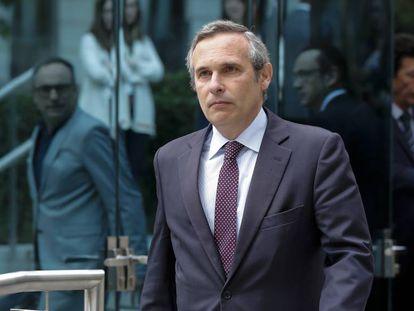 Josep Lluís Alay, secretario de la oficina del expresidente de la Generalitat Carles Puigdemont.