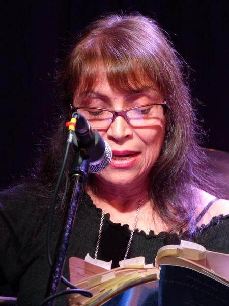 La escritora costarricense Magda Zavala.
