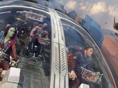 James Gunn, despedido como director de 'Guardianes de la Galaxia 3' por unos tuits ofensivos de 2008 y 2009