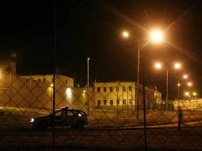 El recinto penitenciario de Picassent.