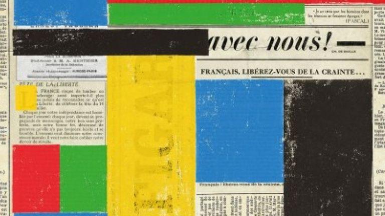Fragmento de la portada de 'Diario', de Édouard Levé.