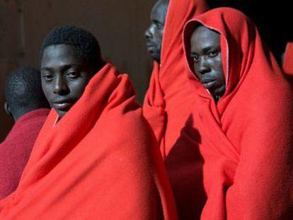 Pedro Sánchez anunciará este lunes en Marrakech medidas para abordar el fenómeno migratorio.