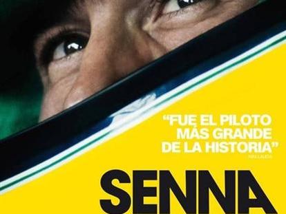 Cartel de Senna