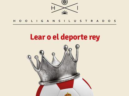 Portada del libro Lear o el deporte rey.