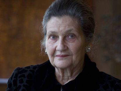Simone Veil, en una imagen de 2009 Marcel.