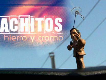 Presentación del programa 'Cachitos de hierro y cromo', de TVE