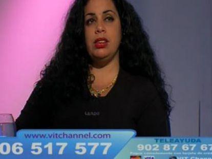 Una imagen de Vit Channel, uno de los canales que emiten ilegalmente.