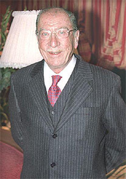 Fernando Vizcaíno Casas.