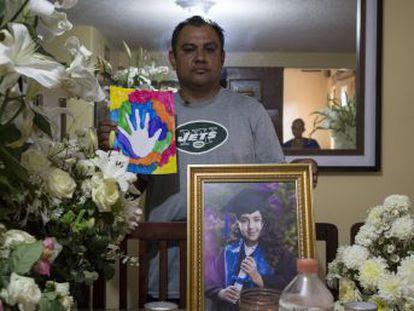 El padre de la víctima cuenta desde su casa los detalles del brutal crimen de una niña de 11 años que ha escandalizado a México