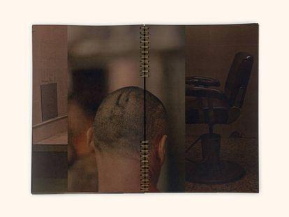 Una de la fotografías del fotolibro 'A les 8 al bar Eusebi'.