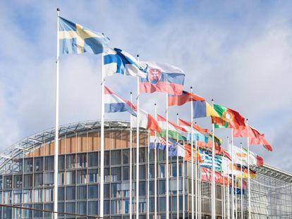 Sede del BEI en Luxemburgo