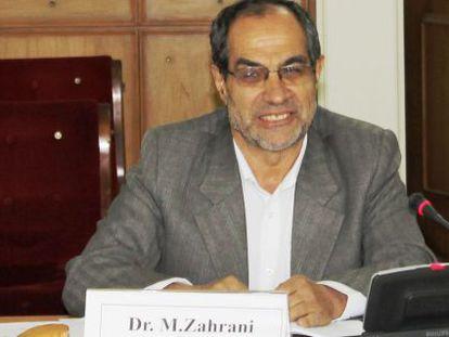 Mostafa Zahrani.