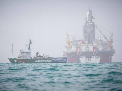Noruega gana un juicio contra varias ONG por abrir prospecciones petrolíferas en el Mar de Barents, en el Círculo Polar Ártico.