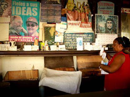 Fotograma del documental '¿En qué piensan los cubanos?'.