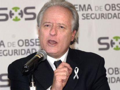El empresario Alejandro Martí