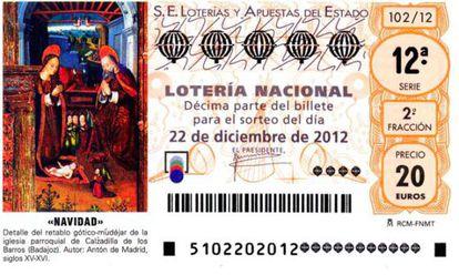 El sorteo de la Lotería de navidad cumple 200 años.