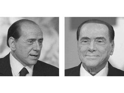Cómo se diseña un implante de pelo para no acabar como Berlusconi