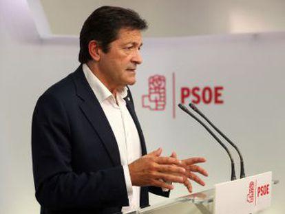 Fernández   Hay una cosa peor que un Gobierno en minoría del PP  un Gobierno en mayoría de Rajoy