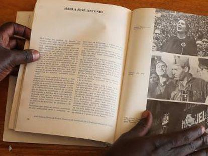 Más de 240.000 alumnos estudian castellano en el país africano, uno de los lugares en los que más ha penetrado. La universidad de Saint Louis cuenta con la primera carrera de Filología Hispánica