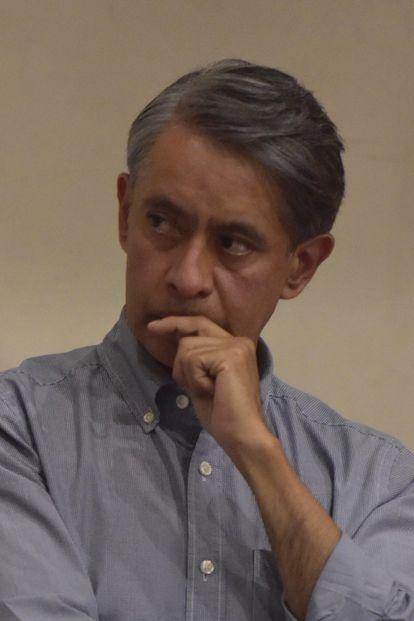 Jorge Carrasco, director del semanario Proceso, en una imagen de archivo.