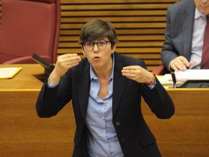 La diputada autonómica Pilar Lima en una imagen de archivo.