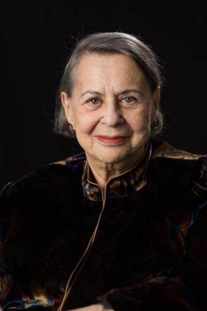 Evelyn Berezin.