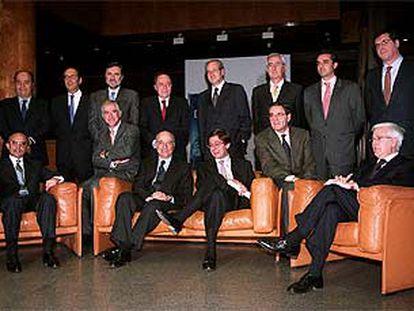 Comité directivo del BBVA