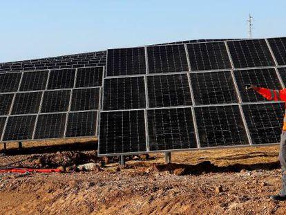 Paneles solares de Solarpack.