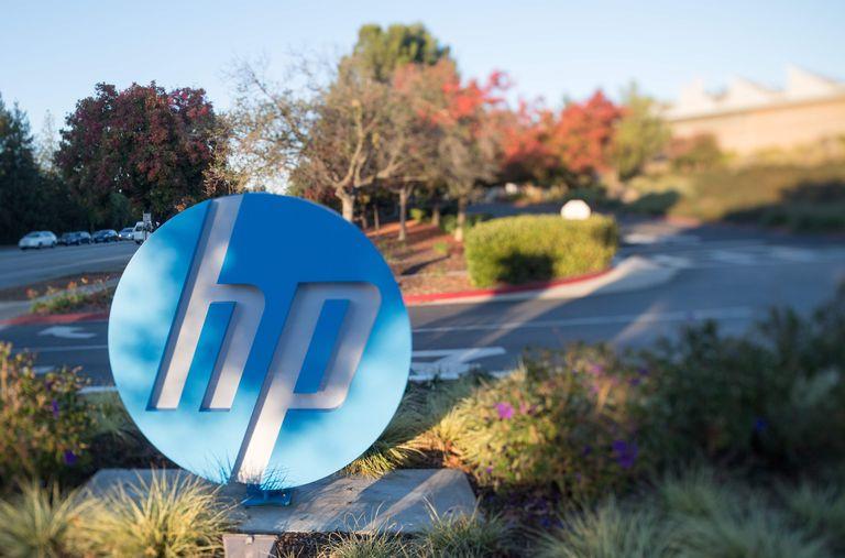 Imagen de archivo de la sede de HP en Palo Alto (California).