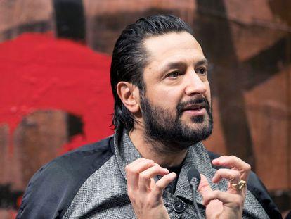 El bailarín y coreógrafo Rafael Amargo.