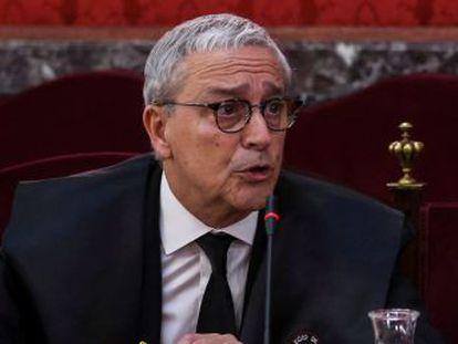 El abogado Javier Melero plantea una estrategia golpe a golpe para defender al exconsejero de Interior Forn
